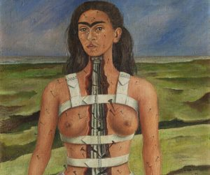 The-Broken-Column-Frida-Kahlo-1944